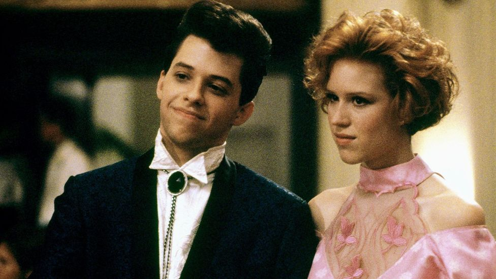 Molly Ringwald starred in the 1986 film Pretty in Pink (Credit: Alamy)