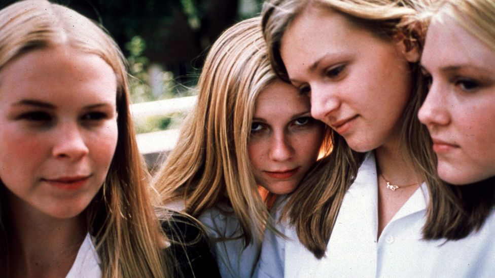 Sofia Coppola's The Virgin Suicides is one of the few films outside the white male canon which is heralded in discussion of 1999 (Credit: Alamy)