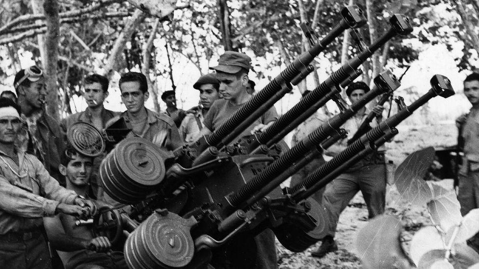 The term 'groupthink' was inspired by the decisions that led to the failed Bay of Pigs invasion (Credit: Getty Images)