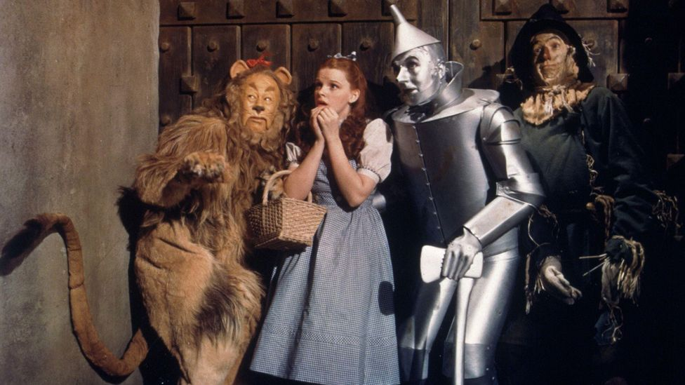 The film's Technicolor adventures are so engaging it's easy to mistake The Wizard of Oz for traditional family entertainment (Credit: Alamy)