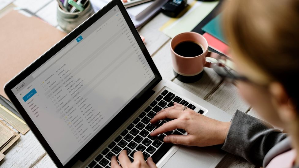 Many of us receive more emails than we can reply to in a day, so automating some of the process can speed up our responses (Credit: Getty Images)