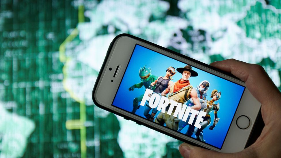 No champion players of games such as Fortnite have yet volunteered to have a chip implanted in them (Credit: Getty Images)