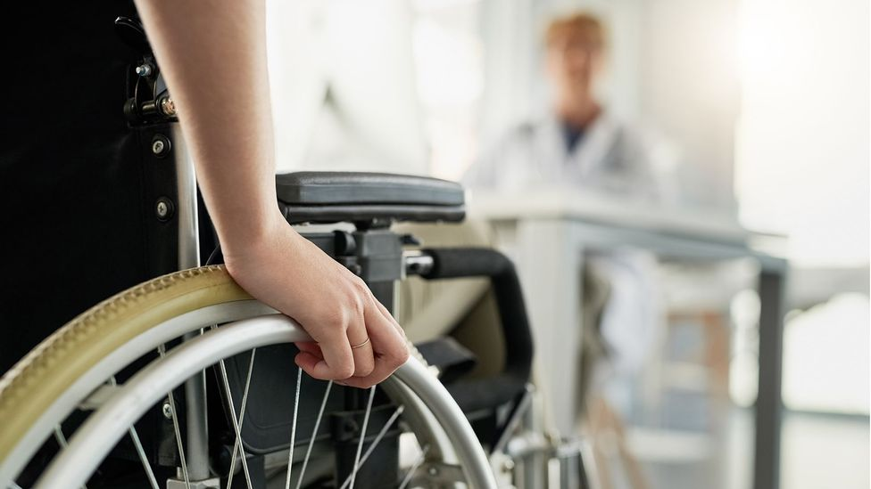 The breakthrough could be of enormous help to paraplegics or quadraplegics (Credit: Getty Images)