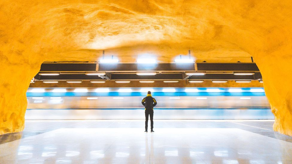 A survey found 16-24-year-olds had the second-highest levels of loneliness. But this high rate could be partly due to young people speaking about it more (Credit: Alamy)