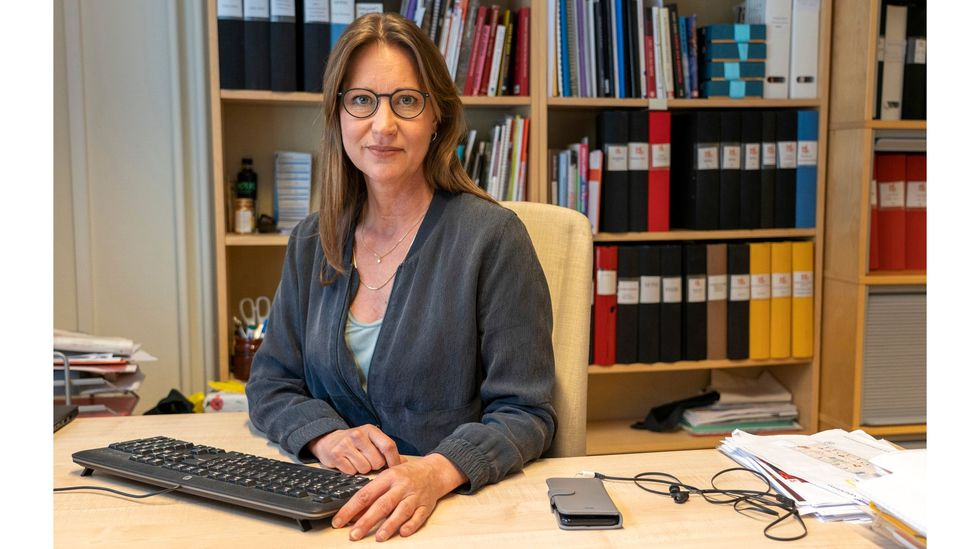 Aside from budgeting and life admin, emotional loneliness is another challenge for young people living alone, says Karin Schulz (Credit: Benoît Derrier)