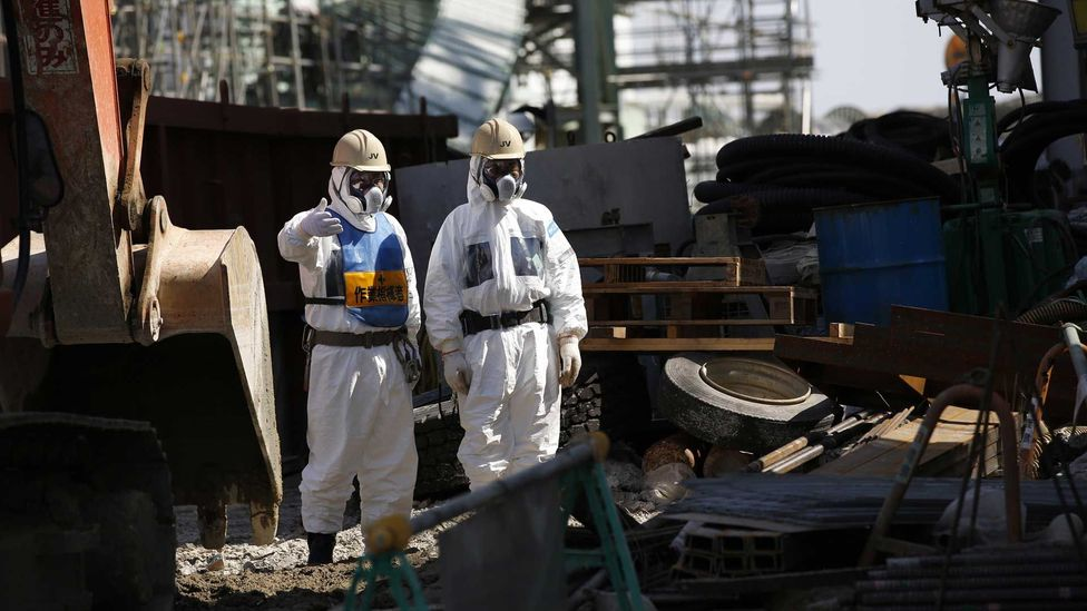The devastating effect the earthquake and subsequent tsunami had on the Fukushima Daiichi power plant were largely unforeseen by the Japanese authorities (Credit: Getty Images)