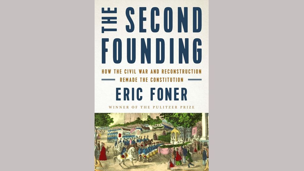 Eric Foner, The Second Founding