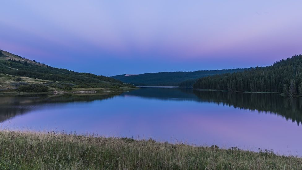 Lakes throughout North America were heavily affected by acid rain (Credit: Getty Images)