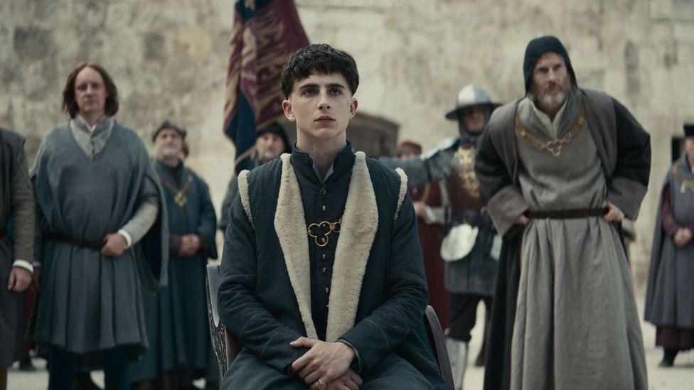 The King (Credit: Netflix)