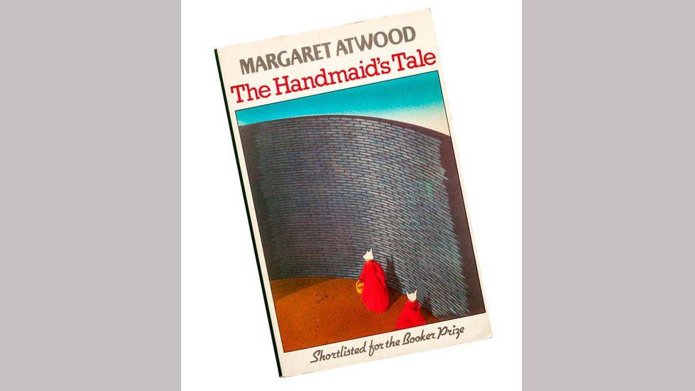 """Atwood's masterpiece – or """"mistresspiece"""" – The Handmaid's Tale was published in 1985 (Credit: Alamy)"""