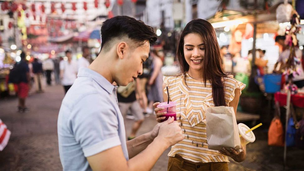 People who rate themselves as highly attractive are also more likely to overperceive other's sexual interest in them (Credit: Getty Images)