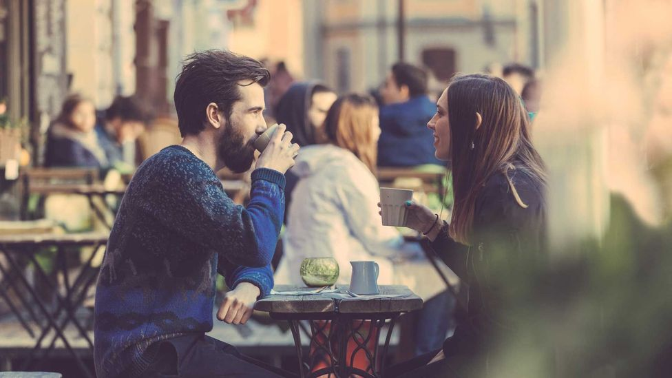 We subconsciously seek attractive friends in the first place, meaning romantic feelings are likely to develop (Credit: Getty Images)