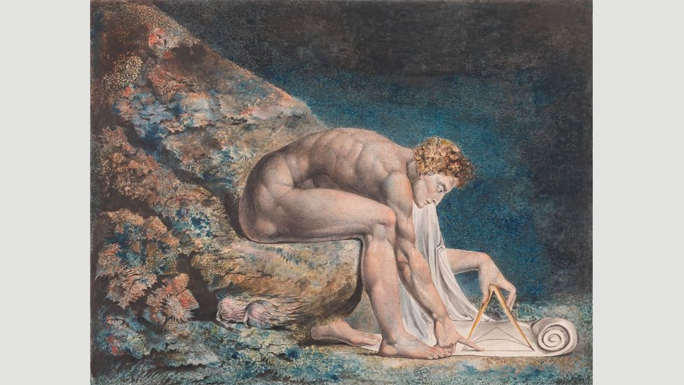 Newton, 1795-1805: Blake was a staunch defender of the fundamental role of art in society and the importance of artistic freedom