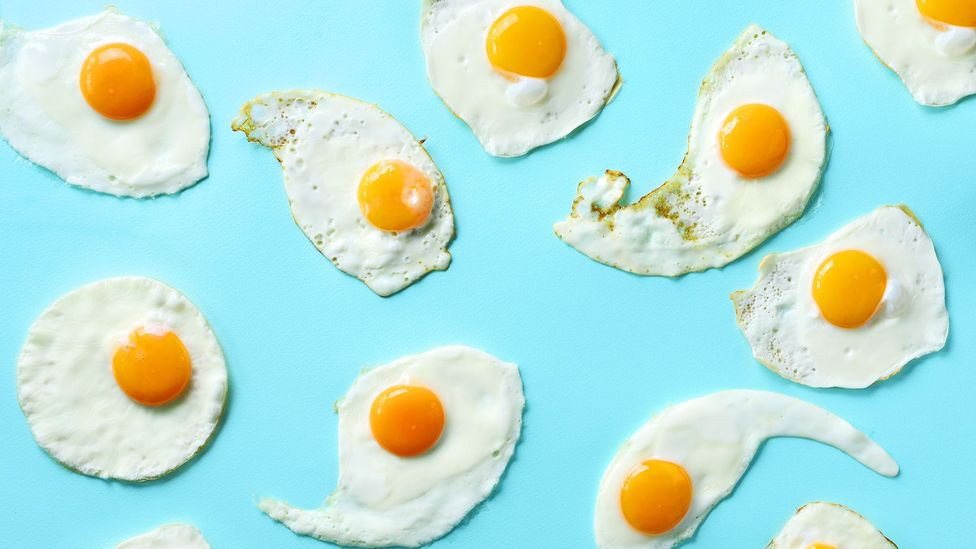 Cholesterol is harmful when it is oxidised – but the antioxidants in eggs prevent that process from happening (Credit: Getty Images)