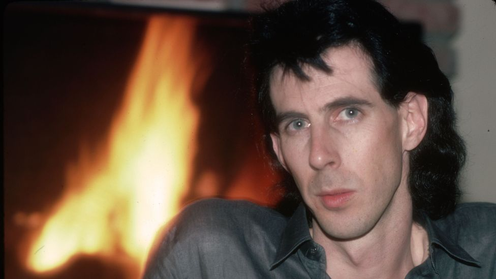 Ric Ocasek from The Cars (Credit: Getty Images)