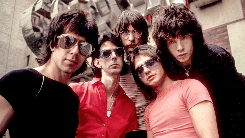 The Cars in 1978 (Credit: Getty Images)