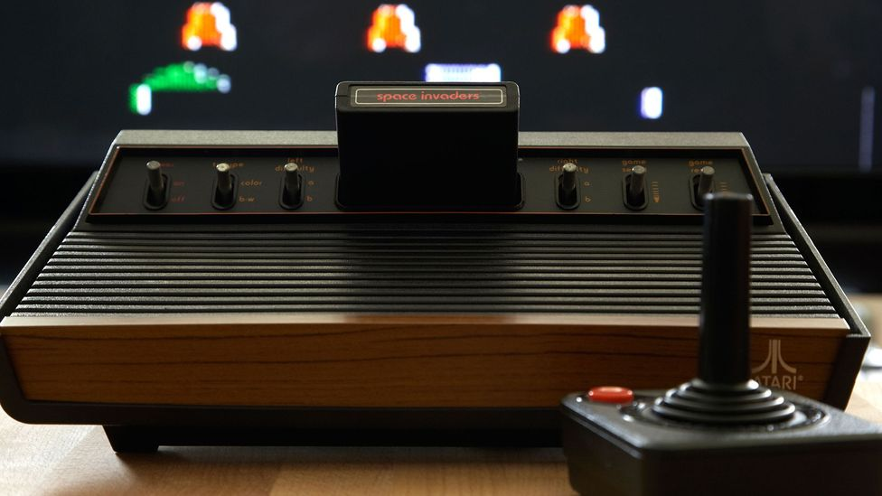 Early video games like those for the Atari 2600 contain secrets about how what is now a multi-billion dollar industry started (Credit: Alamy)