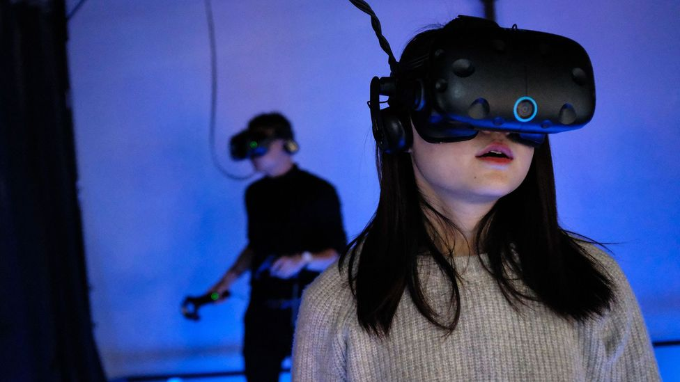 Code written for games systems that had limited computing power could help modern programmers building games for virtual reality systems (Credit: Getty Images)