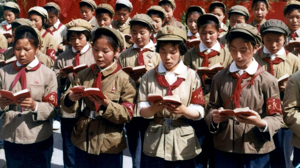 Little Red Book by Mao Zedong (Credit: Getty Images)