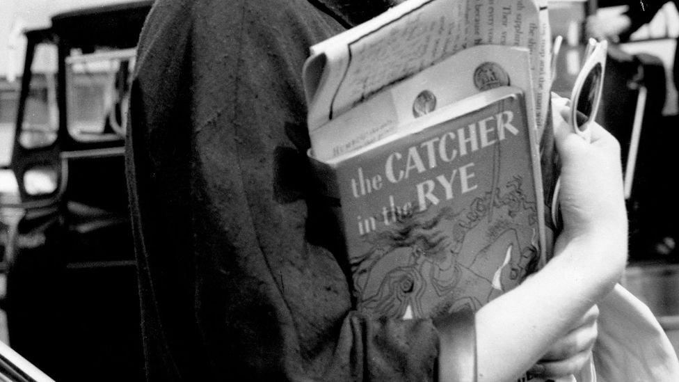 JD Salinger's The Catcher in the Rye (Credit: Getty Images)
