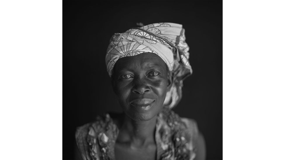 Ascar Chore: aged 34, from the Luo community (Credit: Tobin Jones Photography)