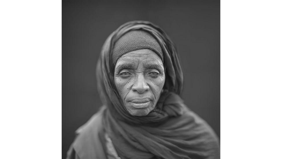 Fatuma Njilo: female, aged 50, Borana community (Credit: Tobin Jones Photography)