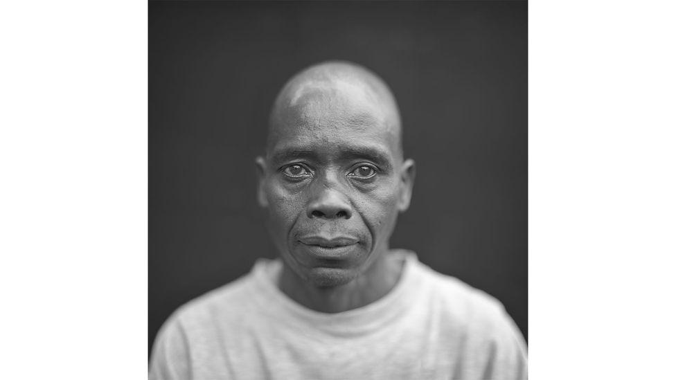 Patrick Ndunyu: aged 52,  Kikuyu community (Credit: Tobin Jones Photography)