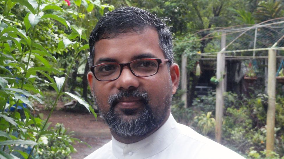 Before joining Ireland's Killahoe diocese in Ireland, Fr Kochuveettil ministered in the Cochin diocese in Kerala, India (Credit: Father Francis Xavier Kochuveettil)