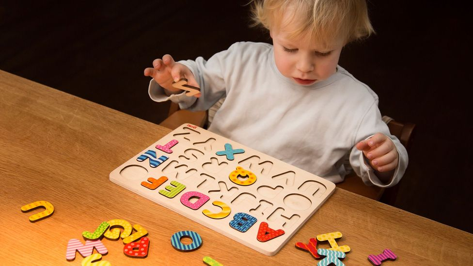 Children who had more conversations at age two had more advanced language a year later (Credit: Getty Images)
