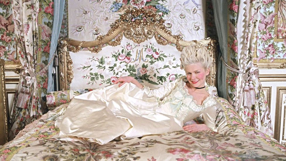 The 2006 film Marie Antoinette, directed by Sofia Coppola, won the Oscar for best costume design (Credit: Alamy)