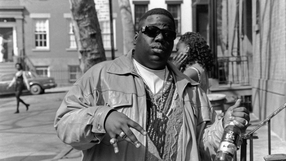 "Juicy by The Notorious B.I.G. ""is the quintessential rap Cinderella tale"" (Credit: Getty Images)"