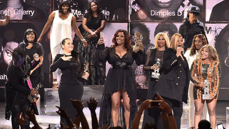 Missy Elliott, Salt-n-Pepa, Queen Latifah, Lil Kim All Hail The Queens