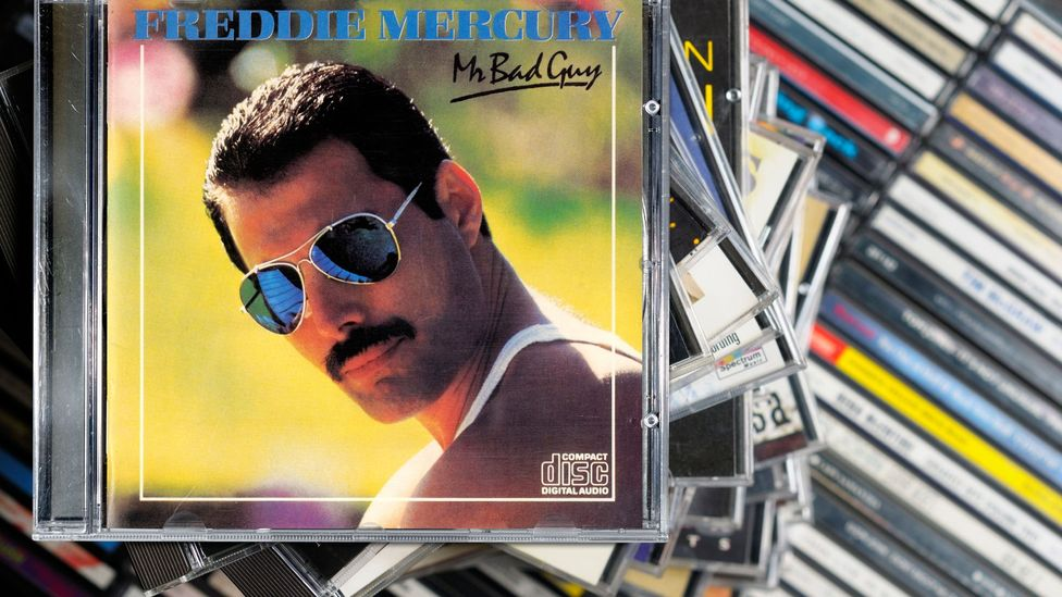 1984 album Mr Bad Guy was Mercury's only solo LP and is part of a new box set of material he recorded outside Queen (Credit: Alamy)