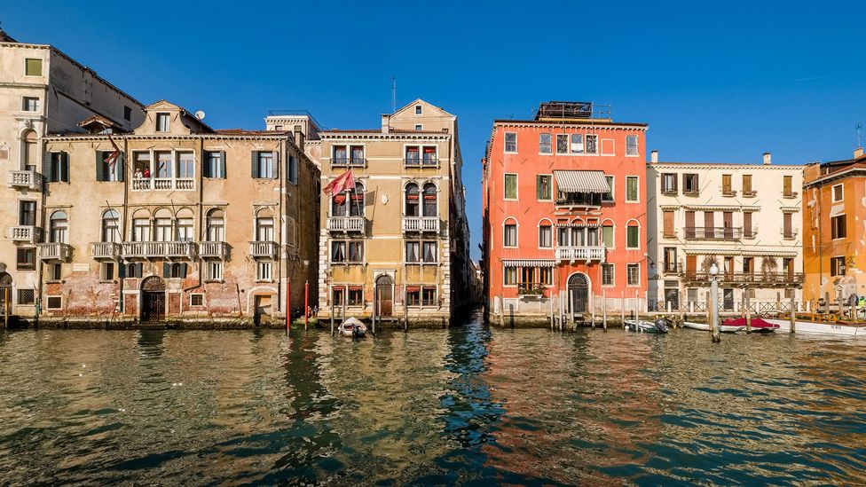 Not all cities can be as car-free as Venice - but their planners can bring pedestrians and cyclists to the forefront (Credit: Getty Images)