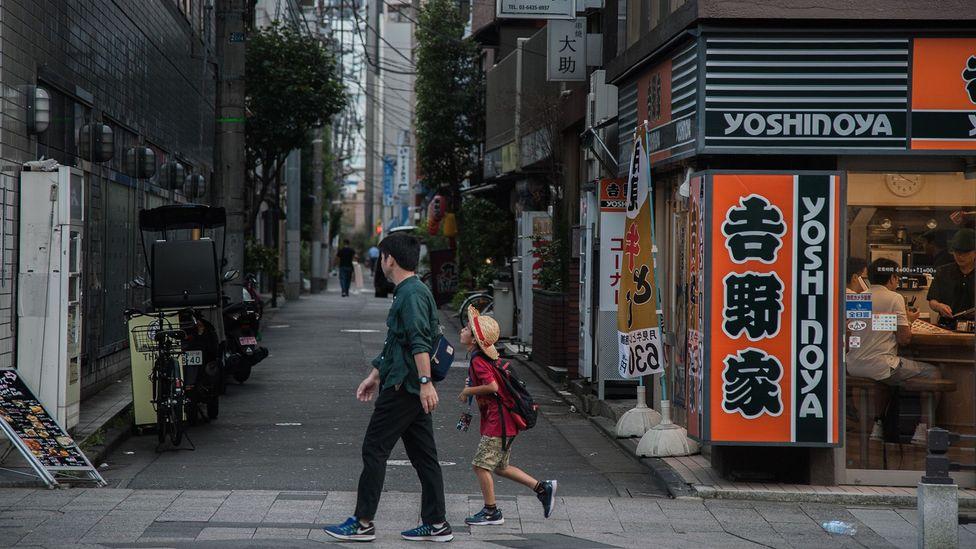 Japan's new 'ikumen' actively take part in childcare (credit: Hristo Rusev/NurPhoto)