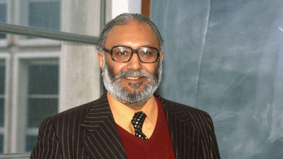 Abdus Salam (credit: Getty Images)