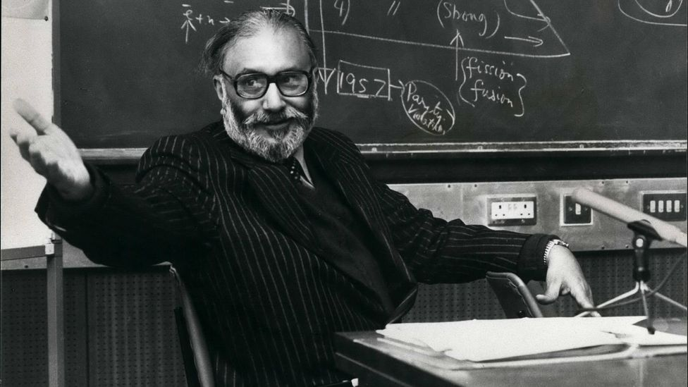 The new documentary about Salam portrays his unwavering dedication to three things: his physics, his faith and his nationality (Credit: Alamy)