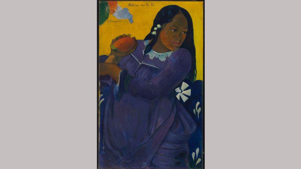 Gauguin's Polynesian portraits are strange, beautiful and exploitative