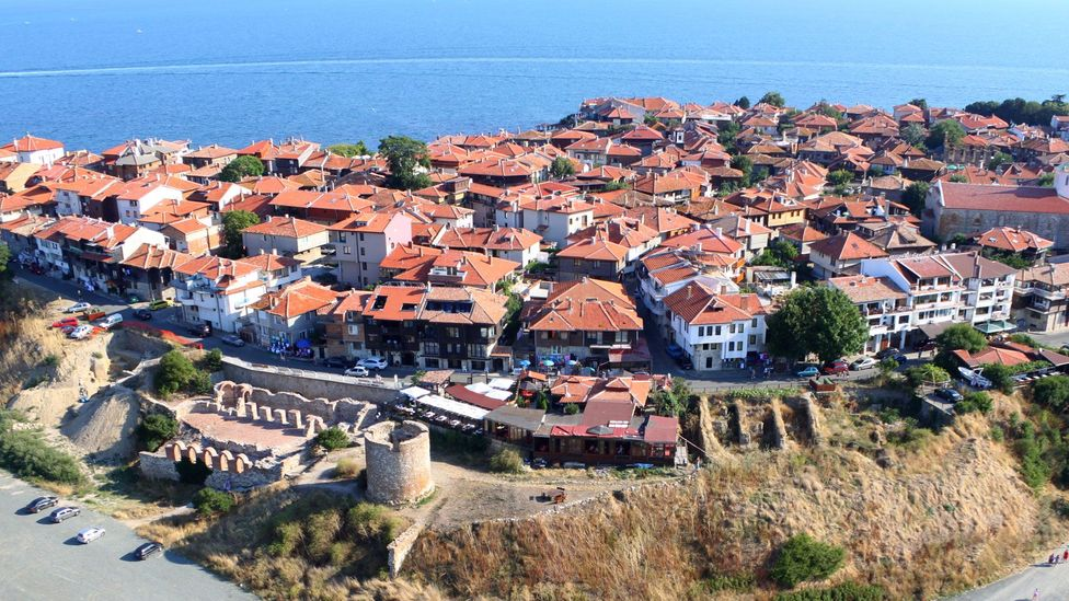 Visitors can get a sense of what is out at sea by exploring the fortifications along the edge of Nessebar (Credit: mladn61/Getty Images)