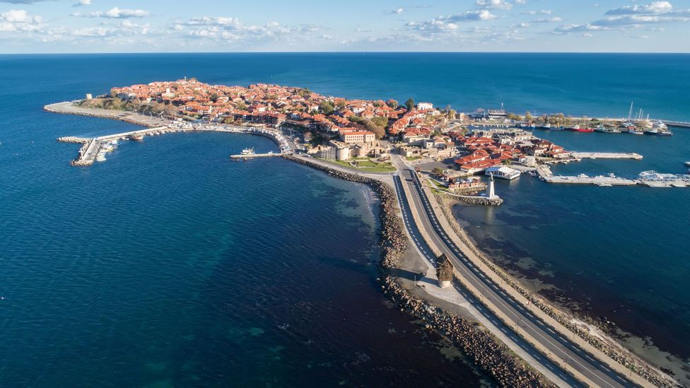 The old town of Nessebar on the Bulgarian coast is a dense stack of layered ruins that stretch back more than 3,000 years (Credit: MihailDechev/Getty Images)