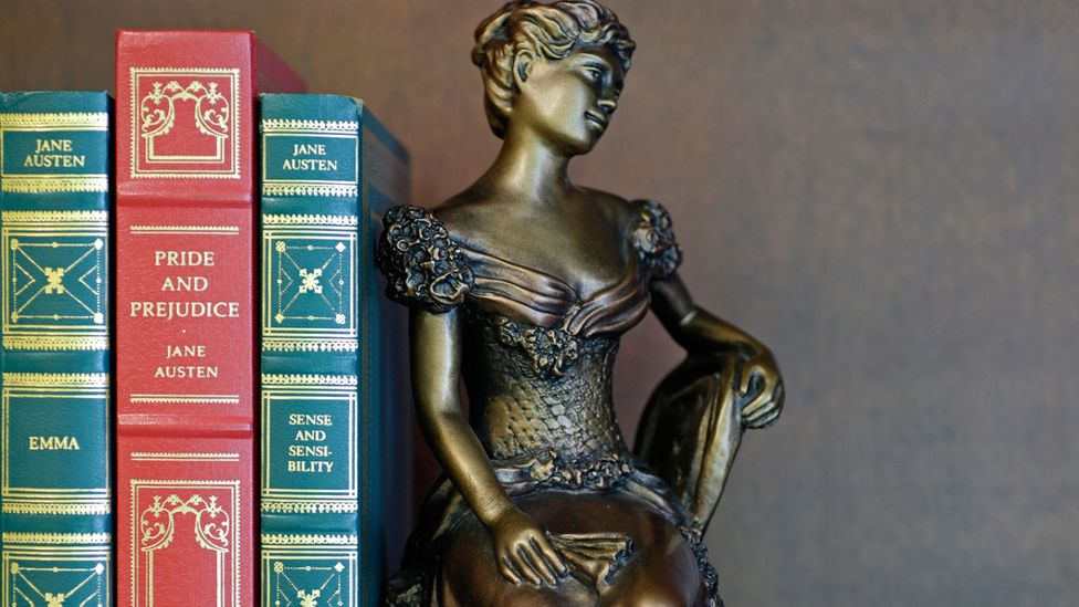 """""""It is a truth universally acknowledged…"""" that Jane Austen's Pride and Prejudice opens with a famous first line (Credit: Alamy)"""
