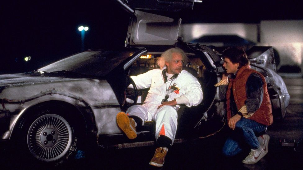 Back to the Future (1985) is often picked as a film that merits re-watching (Credit: Alamy)