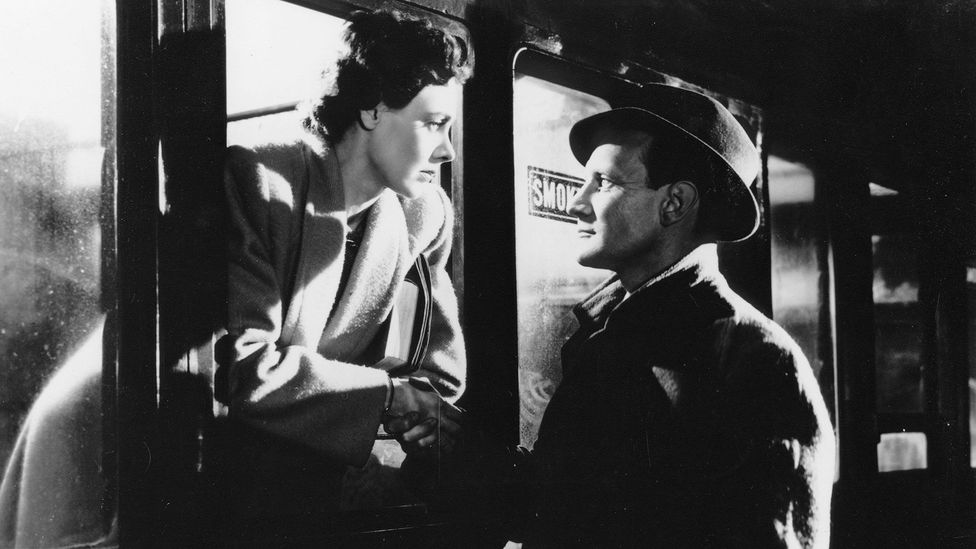 Some people find comfort in revisiting painful memories via films like Brief Encounter (1945) (Credit: Alamy)