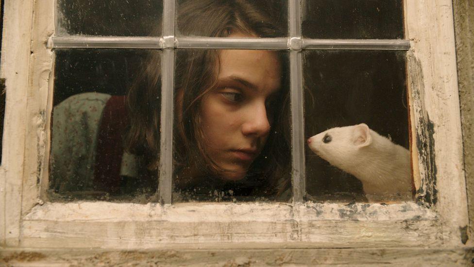 Writer Jack Thorne has drawn comparisons between His Dark Material's establishment-challenging young heroine Lyra and Greta Thunberg (Credit: HBO)