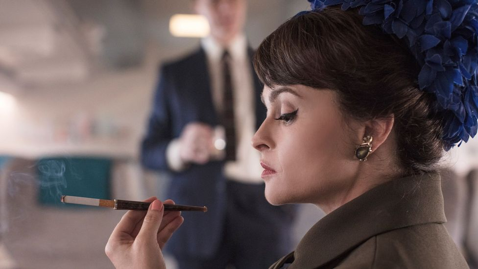 Thanks to her lovably zany star persona, Helena Bonham Carter makes Princess Margaret into a more likeable figure than she might have been