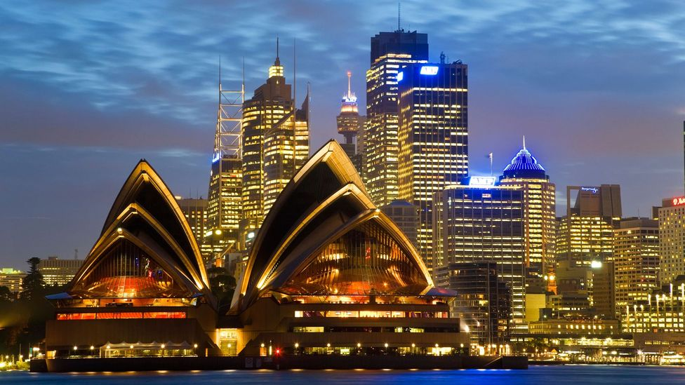 Due to planning fallacies, the Sydney Opera House - initially budgeted at around $5 million - ended up costing nearly $70 million and was completed ten years late (Credit: Alamy)