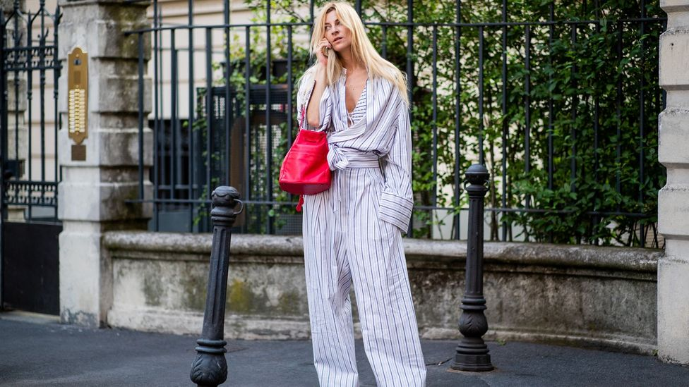 In recent years, the jumpsuit has become a staple in women's fashion (Credit: Getty Images)