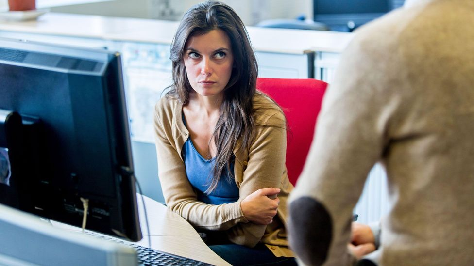 If you struggle to accept negative feedback, it may not just be your natural disposition – it may have to do with your 'attachment style' (Credit: Alamy)