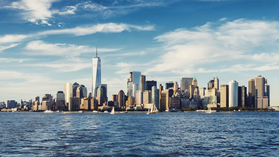 The Dutch settled on the southern tip of Manhattan in what is now the Financial District (Credit: newboy112/Getty Images)