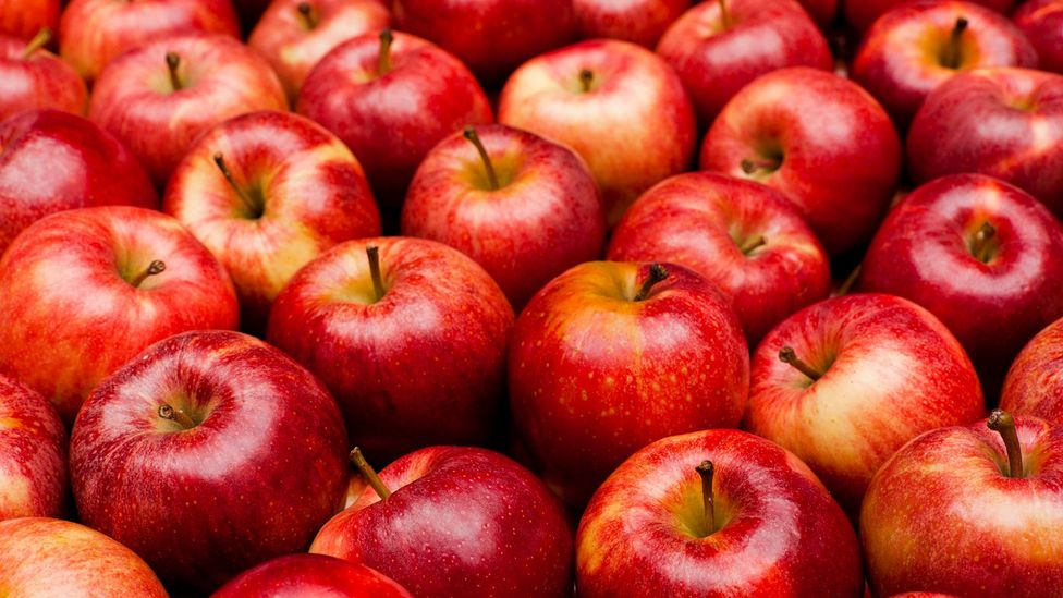 Red apples (Credit: Getty Images)